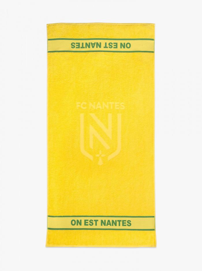 Serviette FC Nantes