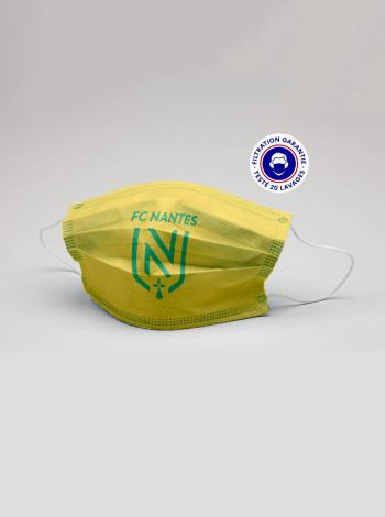 Masque FC Nantes Logo Adulte