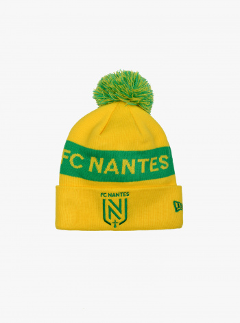 Bonnet FC Nantes New Era Bande