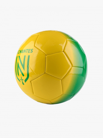 Ballon FC Nantes Bicolore T5