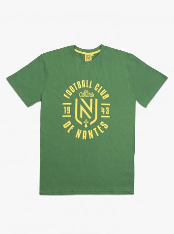 T-shirt FC Nantes Les Canaris Vert