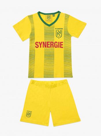 Mini-Kit FC Nantes Domicile Bébé 19/20