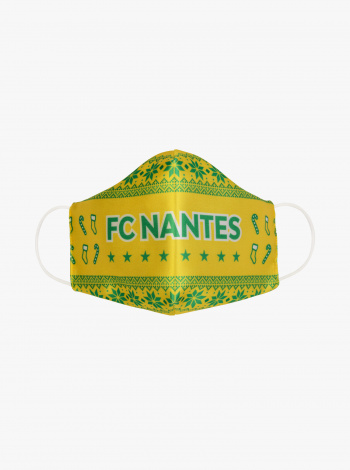 Masque Noël FC Nantes