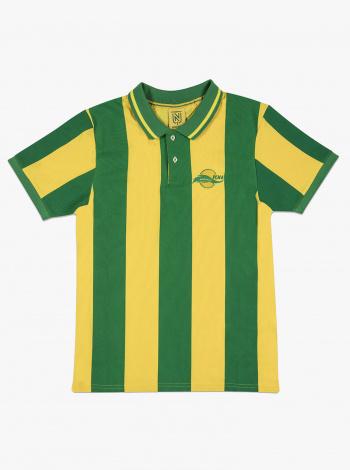 Polo FC Nantes Vintage Bande Adulte