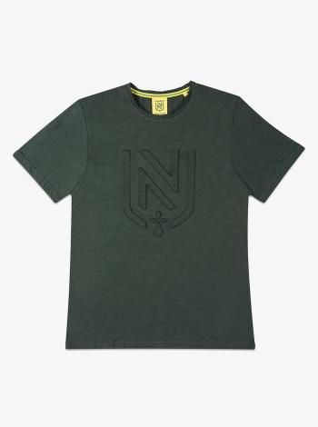 T-shirt FC Nantes Embossé Adulte