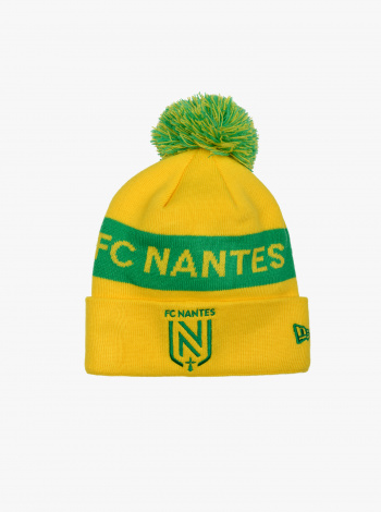 Bonnet FC Nantes New Era Bande