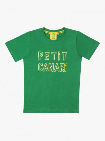 T-shirt FC Nantes Petit Canari Vert