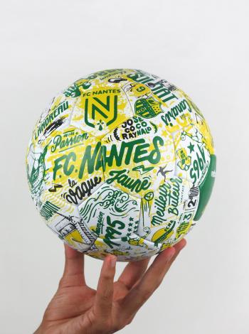 Ballon FC Nantes x Rebond