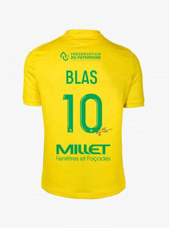 Maillot FC Nantes Domicile Blas Dédicacé 20/21