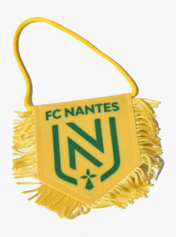 Mini-Fanion Logo FC Nantes