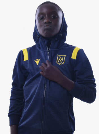Veste FC Nantes Sortie Junior 20/21