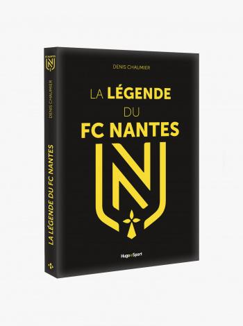 Livre La Légende du FC Nantes - Réedition 2020