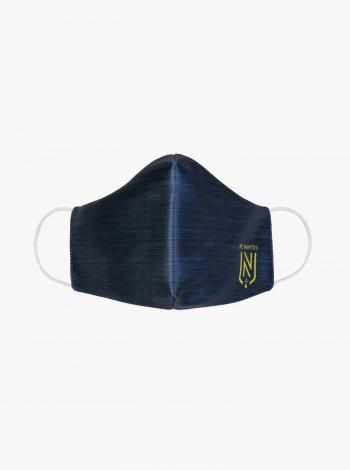 Masque FC Nantes Bleu Chiné