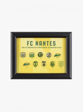 Cadre Logos FC Nantes