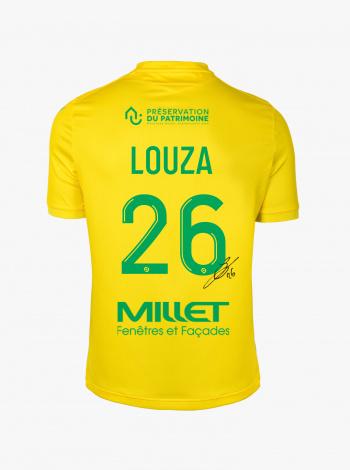 Maillot FC Nantes Domicile Louza Dédicacé 20/21