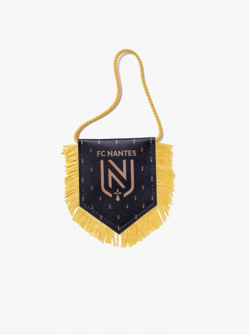 Mini-Fanion FC Nantes noir