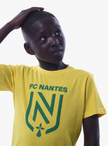 T-shirt FC Nantes Junior Jaune