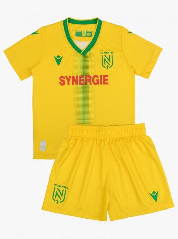 Mini-Kit FC Nantes Domicile Enfant 21/22