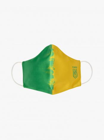 Masque FC Nantes Jaune & Vert