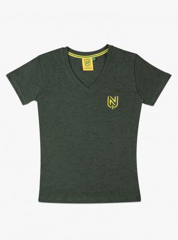 T-shirt FC Nantes Logo Femme
