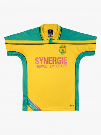 MAILLOT VINTAGE 00-01 FC NANTES SYNERGIE