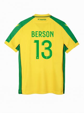 Maillot FC Nantes 8ème Etoile Berson