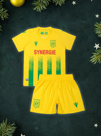 Mini-kit FC Nantes Kids/Bébé