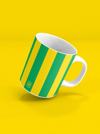 Mug FC Nantes Bandes