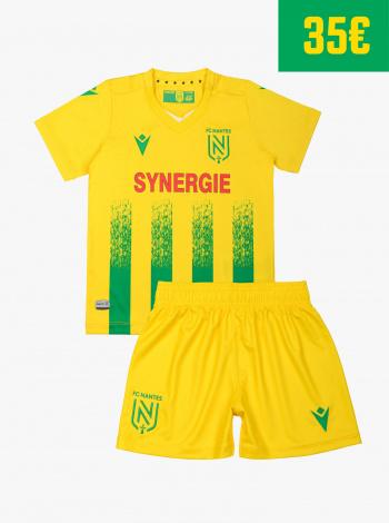Mini-Kit FC Nantes Domicile Bébé