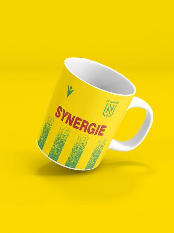 Mug FC Nantes Maillot