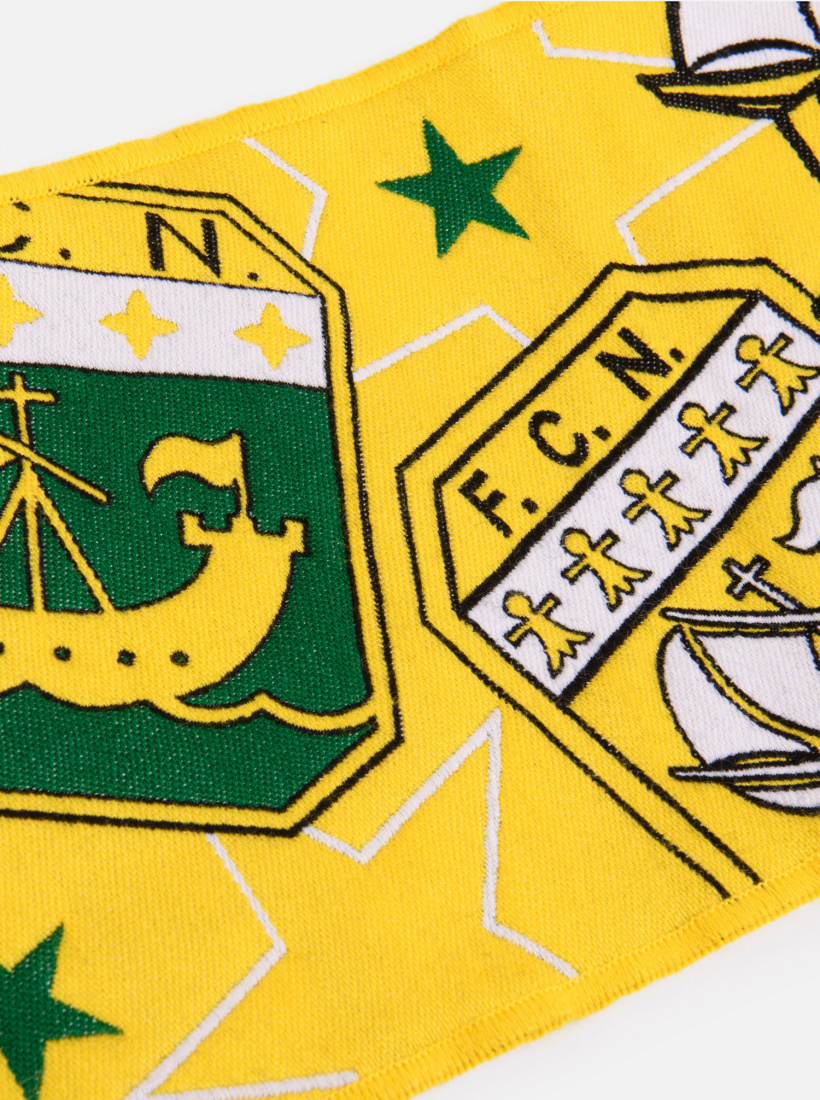Écharpes FC Nantes Logos Historiques