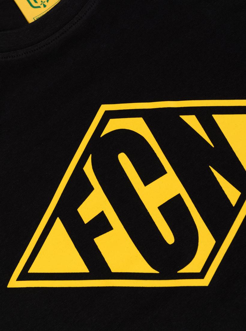 Sweat FC Nantes Focus Noir Adulte