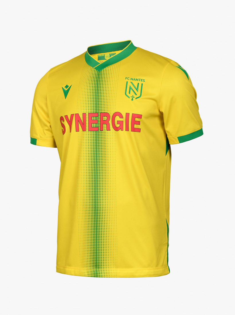 Maillot FC Nantes Domicile Junior 21/22