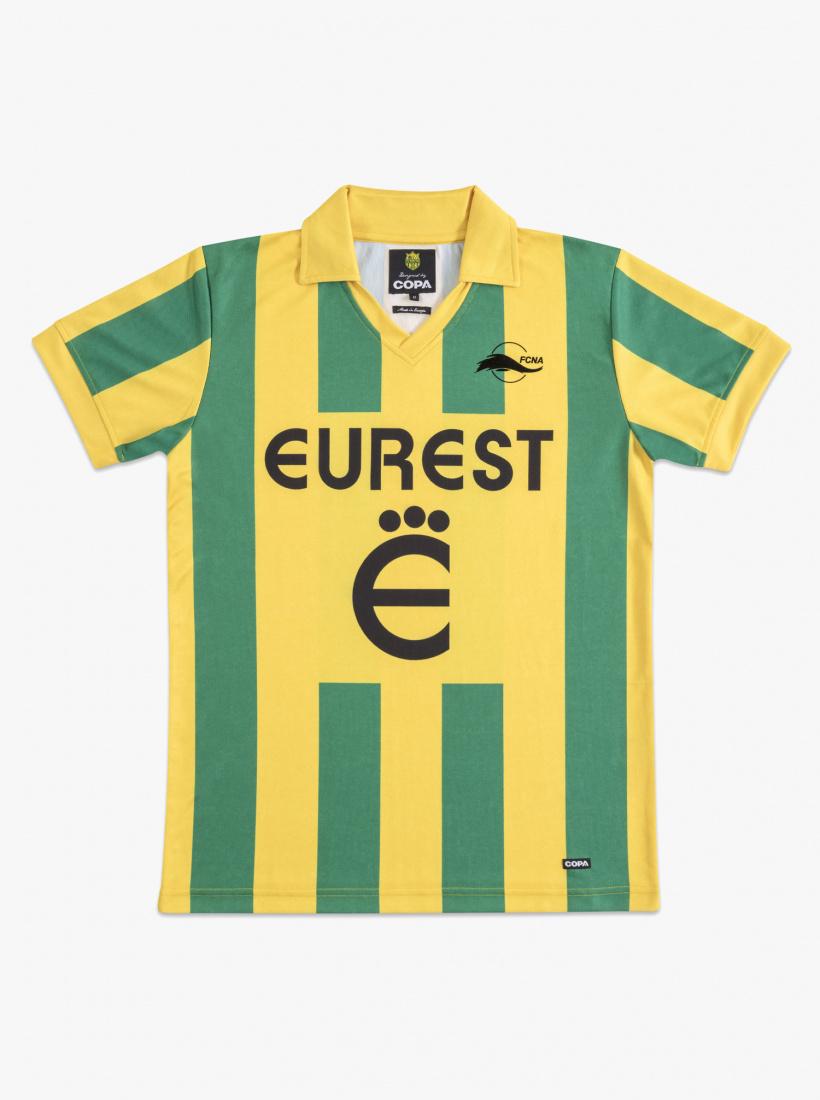 Maillot FC Nantes Vintage 94/95 Eurest Junior