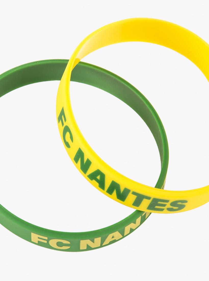 Bracelets FC Nantes Silicone