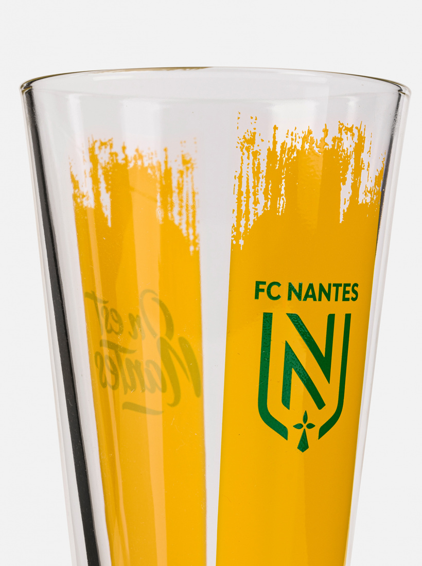 Verres à Soda FC Nantes