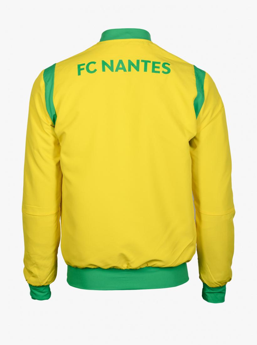 Veste FC Nantes Pré-Match Junior 20/21
