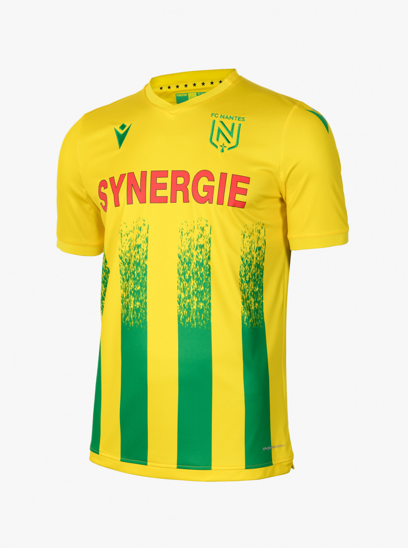 Maillot FC Nantes Domicile Junior 20/21