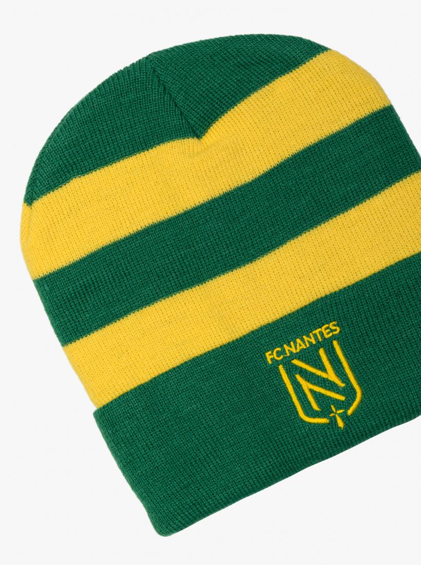 Pack Echarpe & Bonnet FC Nantes