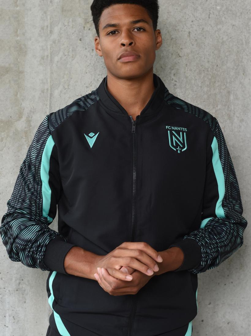 Veste FC Nantes Sortie Junior 21/22