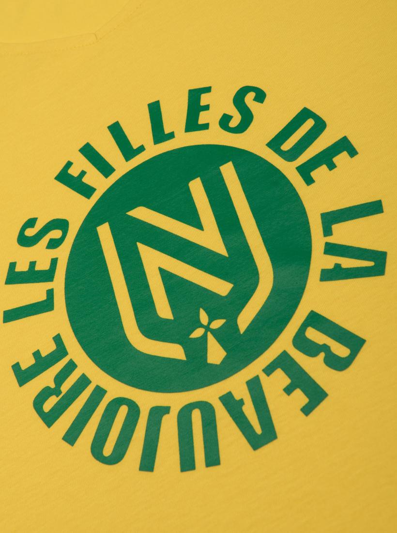 T-shirt FC Nantes Beaujoire Femme