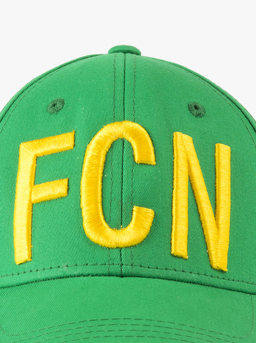 Casquette FC Nantes Initiales Vert