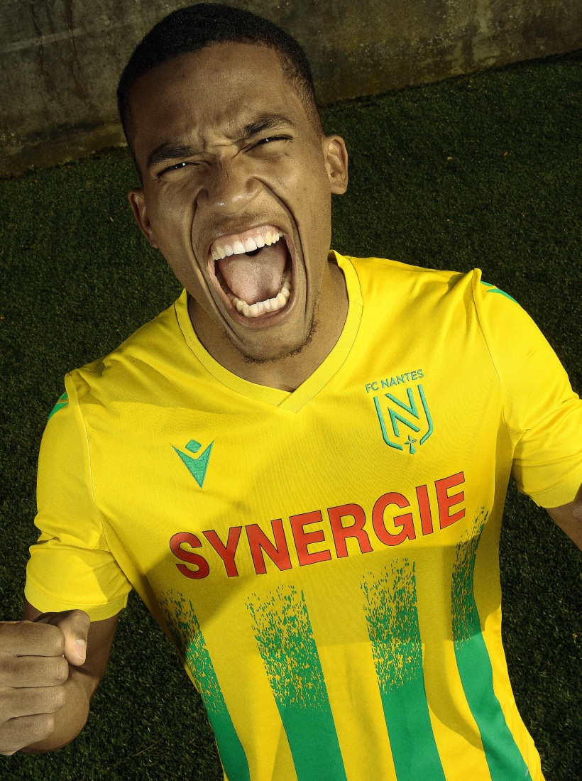 Maillot FC Nantes Domicile Adulte 20/21