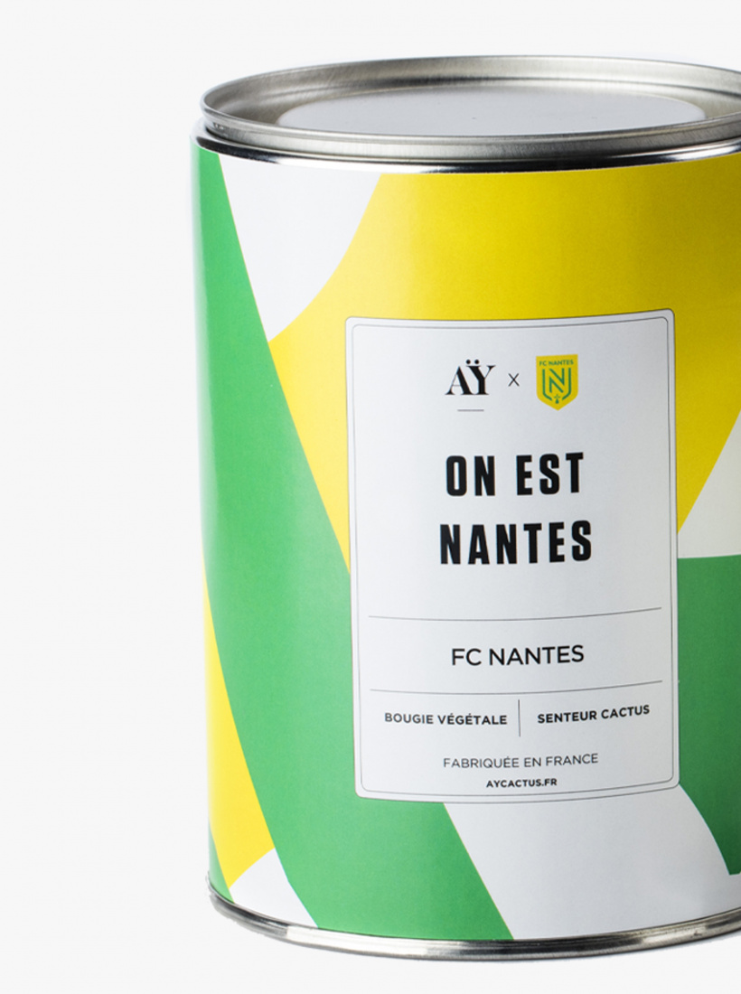 Bougie FC Nantes x AY Cactus