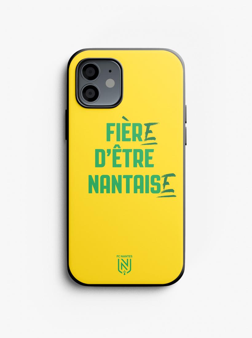 Coque Téléphone FC Nantes Nantaise