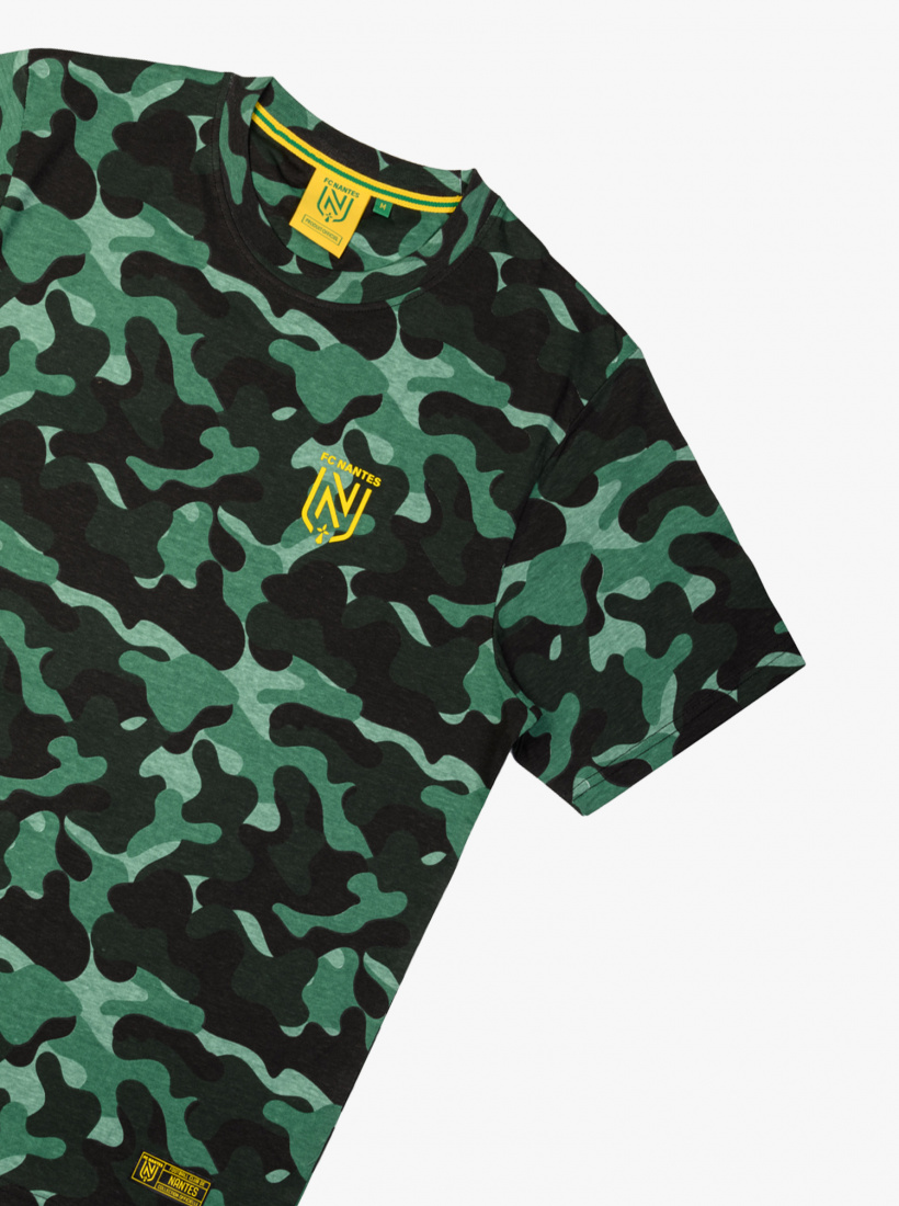 T-shirt FC Nantes Camo Adulte