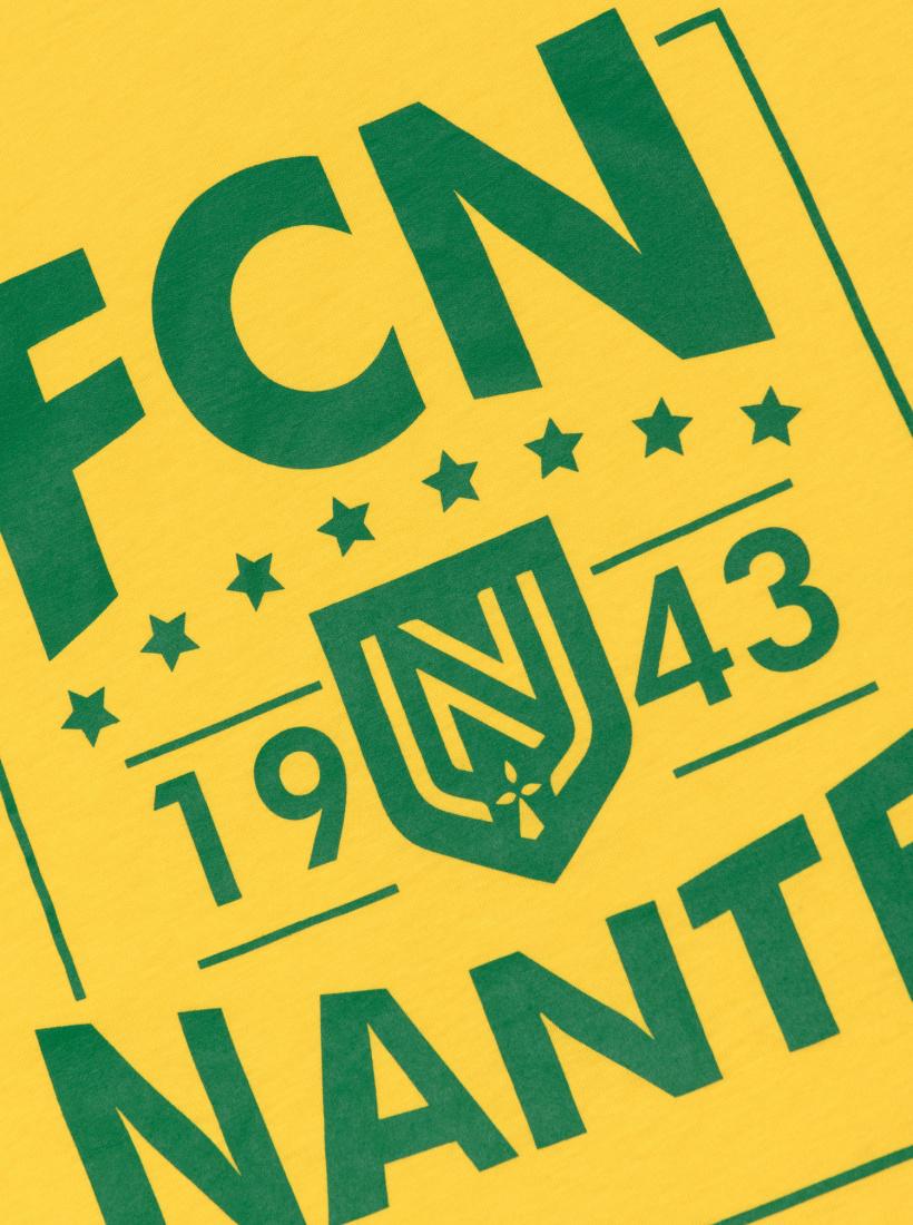 T-Shirt FC Nantes 1943
