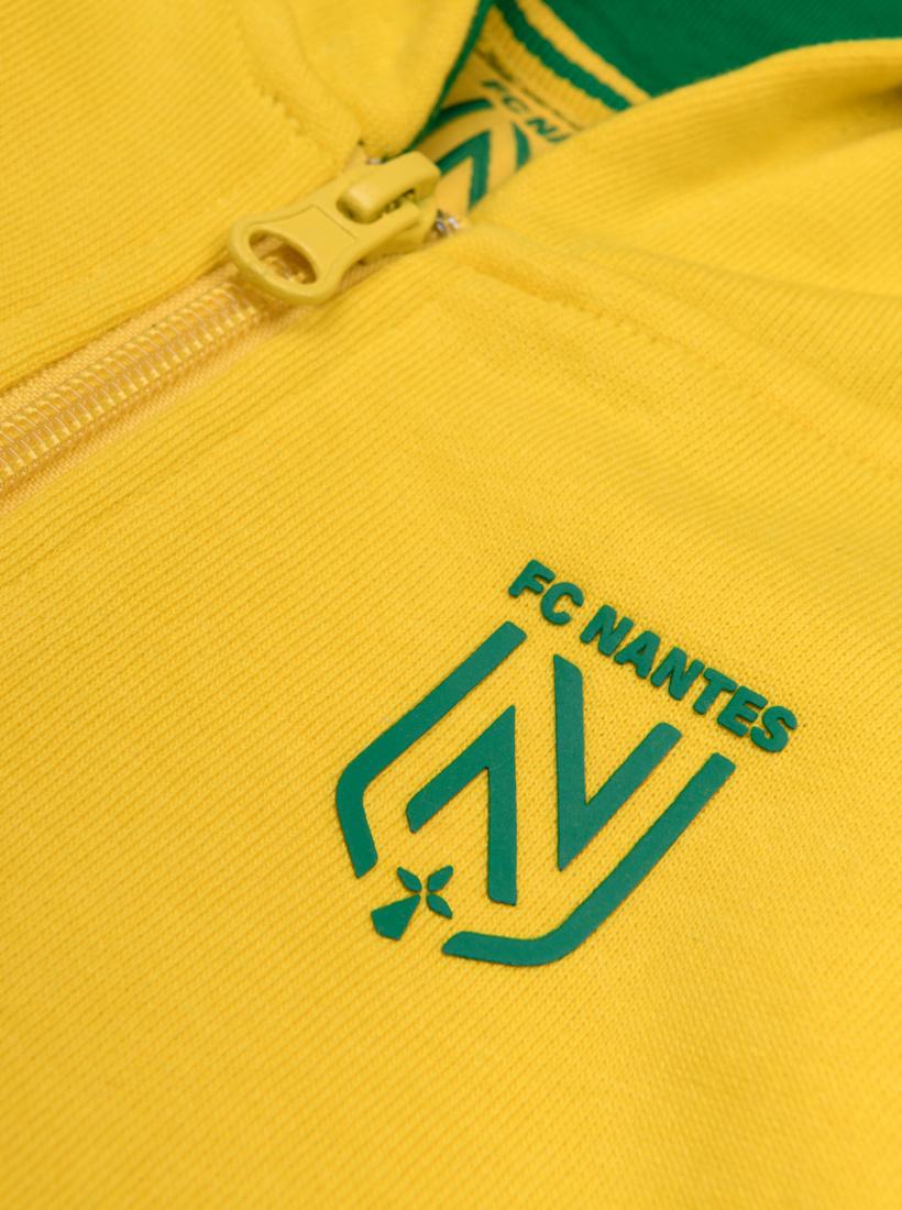 Combinaison FC Nantes Bébé