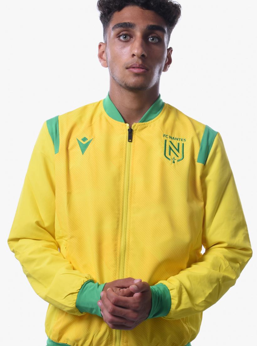 Veste FC Nantes Pré-Match Adulte 20/21