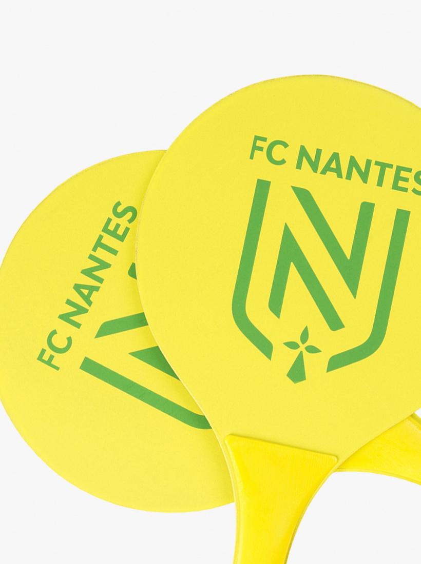 Raquettes de Plage FC Nantes